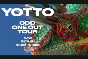 YOTTO PRESENTS ODD ONE OUT TOUR with MXXNWATCHERS, VISIONZZZ, AWAL