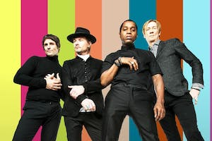 Vintage Trouble - Chapter II World Tour with Kyle Daniel