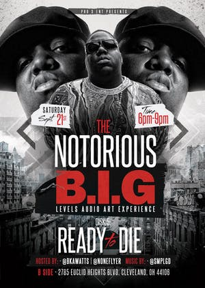 Biggie Art Experience
