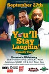 You'll Stay Laughin' Comedy Series