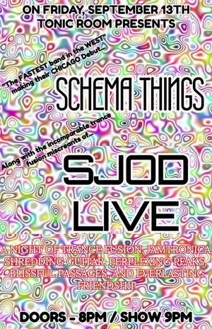 SJOD w/ Schema Things