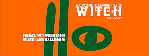 W.I.T.C.H.  (We Intend To Cause Havoc)