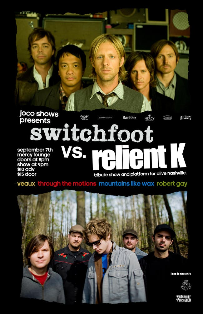 Switchfoot vs Relient K Tribute