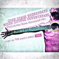 Open Stage Wednesdays (Early Event)