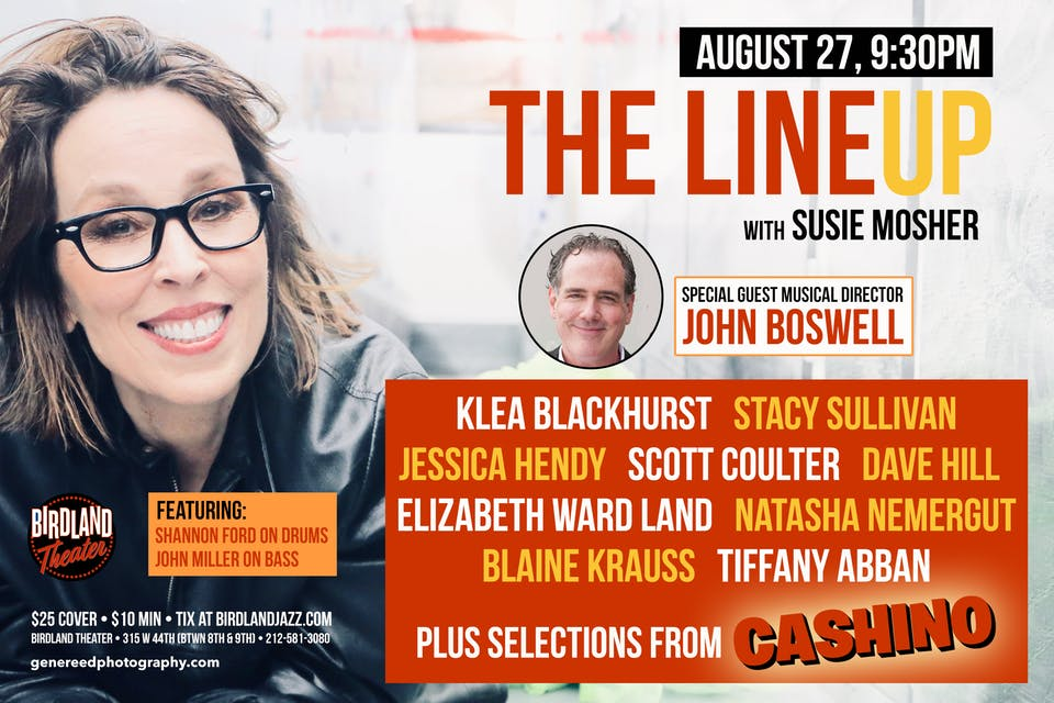 The Lineup with Susie Mosher