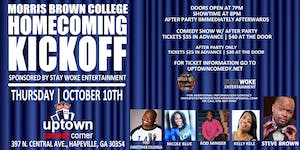 Morris Brown Homecoming - SPECIAL ENGAGEMENT