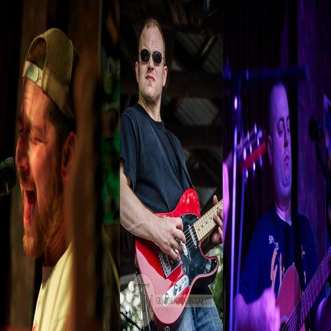Billy Megofna, Dennis Fancher and Mike Rau