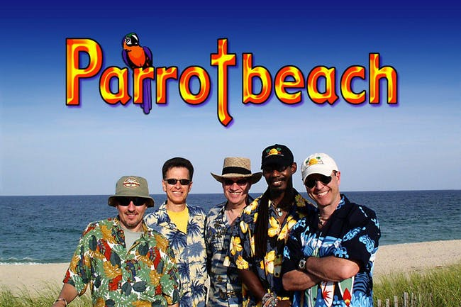 Parrot Beach: Jimmy Buffet Tribute Band - LAST 25 TICKETS LEFT!