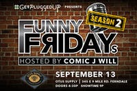 Funny Fridays Comedy