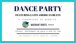 Dance Party to Shift Migration Narratives