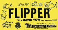 Flipper with David Yow and Martin Atkins~Taiwan Housing Project~Narcos