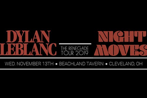 Dylan LeBlanc + Night Moves