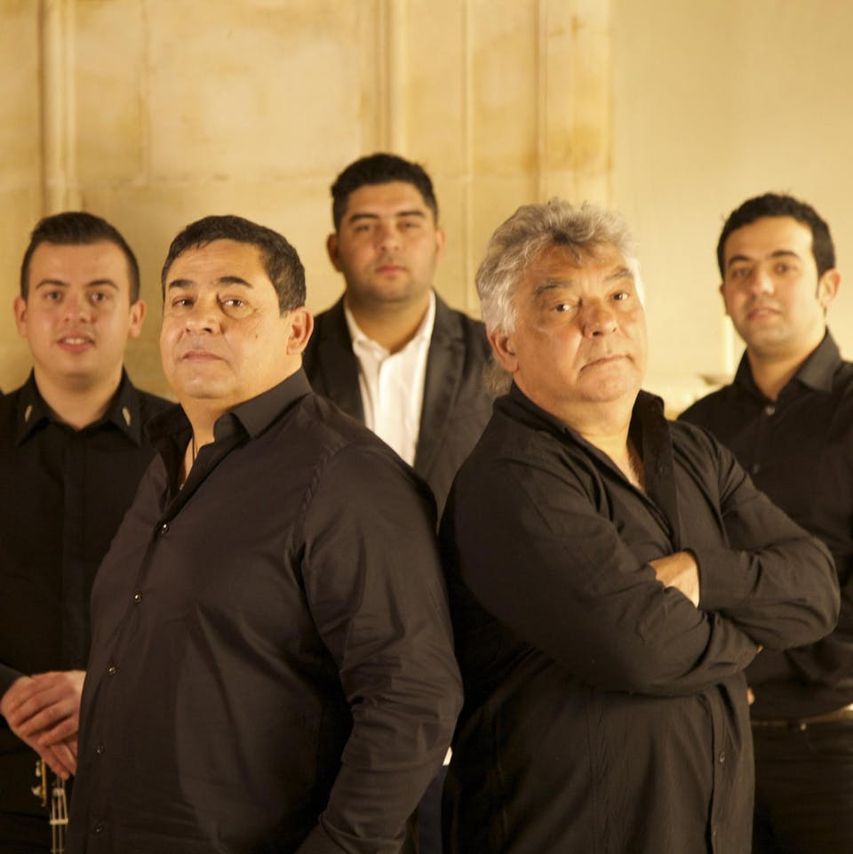 The Gipsy Kings featuring Nicolas Reyes and Tonino Baliardo