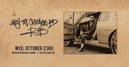 BJ The Chicago Kid • Rayana Jay • KAMAUU