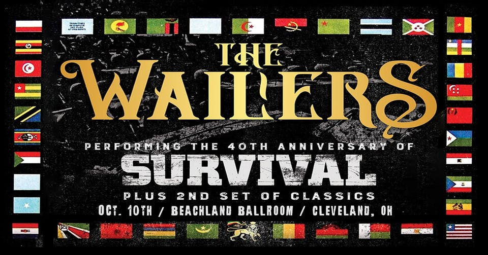 The Wailers • Umojah Nation