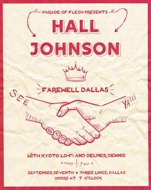 HALL JOHNSON • DELMER DENNIS