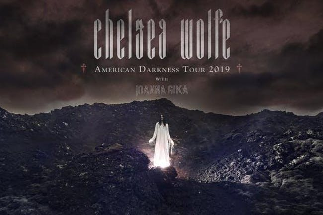 Chelsea Wolfe - American Darkness Tour 2019 @ Club Congress