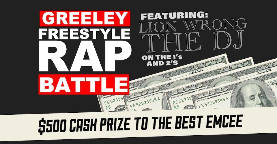 Moxi Freestyle Rap Battle ($500 Grand Prize)