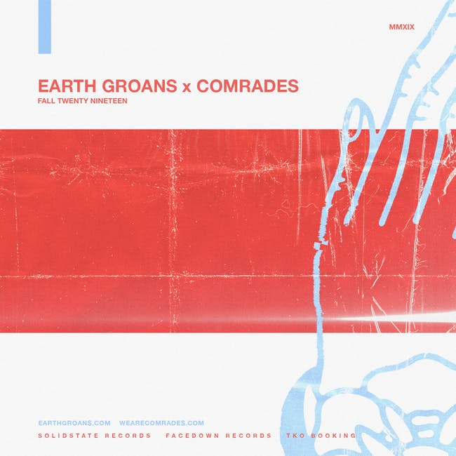 Earth Groans and Comrades at J&J's Pizza