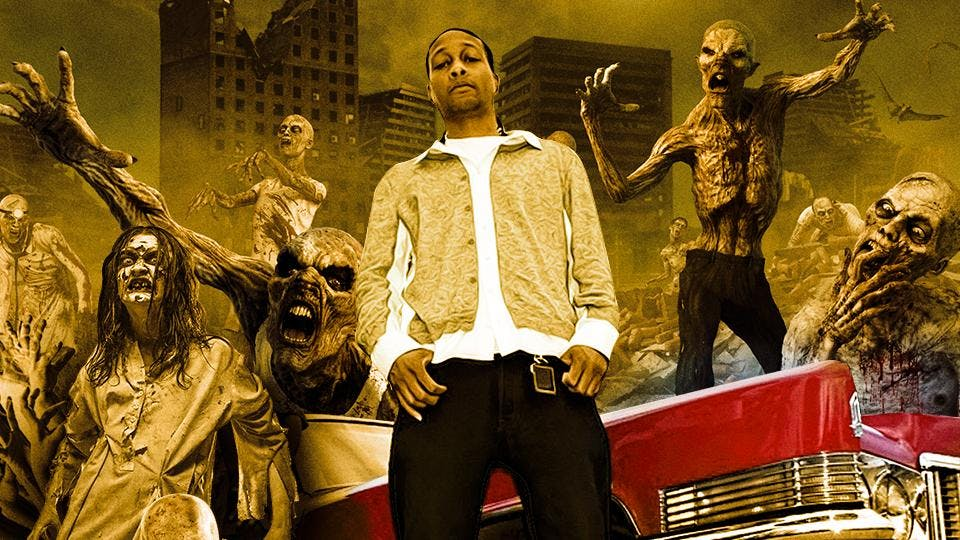 DJ QUIK Live!: The Quik & The Dead Halloween Bash & Costume Contest