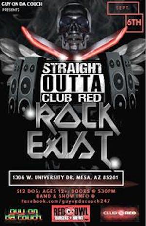 Club Red » Live Music Venue - Mesa, Arizona
