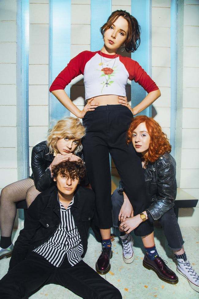 THE REGRETTES with Greer (SOLD OUT)