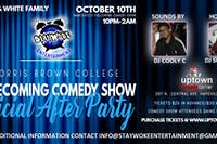 Morris Brown Homecoming - AFTER PARTY