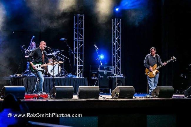 Scott Moyer Band, Jackson Stokes & Shaw Davis in the Garage