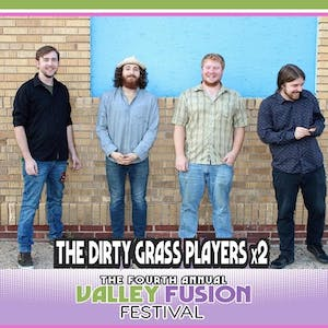 The Dirty Grass Players with Sam Tayloe and Zack Hayes