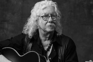 ARLO GUTHRIE PERFORMS ALICE'S RESTAURANT with FOLK UKE