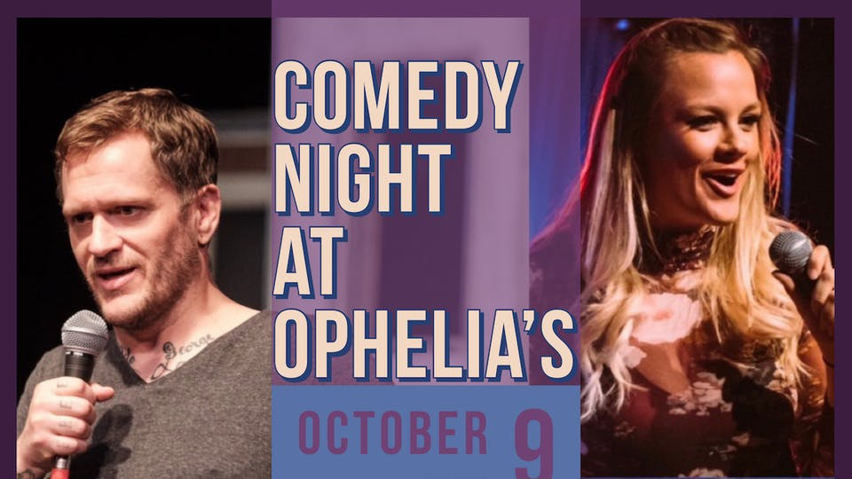 Ophelia's Comedy Show