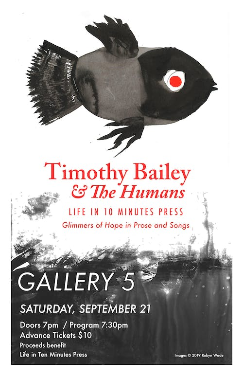 Timothy Bailey & The Humans