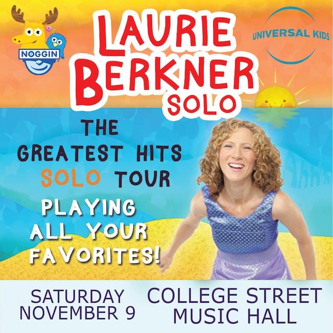 Laurie Berkner (Solo)