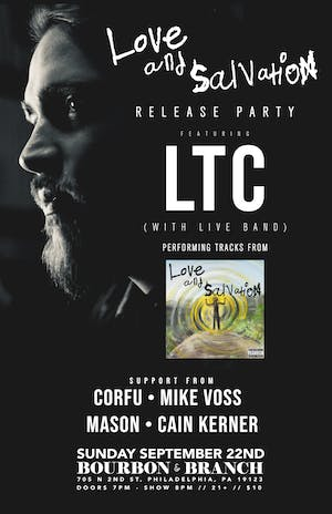 LTC Love and Salvation Release Party