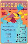 KING BUFFALO • THINK NO THINK