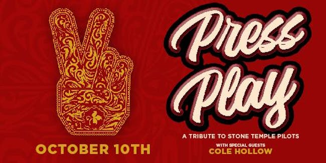 Press Play: A Tribute to Stone Temple Pilots