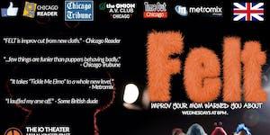 Felt: An Improvised Puppet Show, The Harold Team DIG