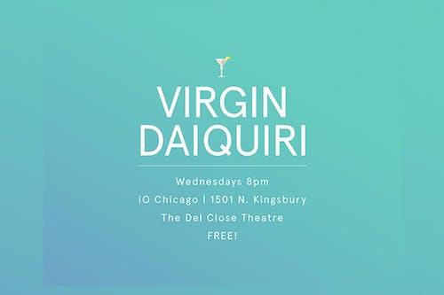 Virgin Daiquiri ft. The Harold Team Tugboat