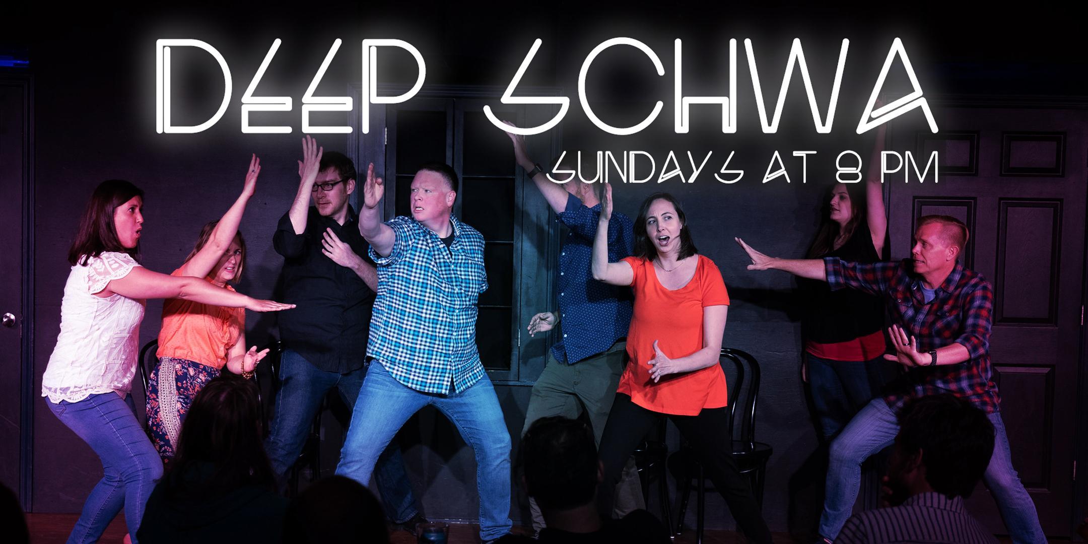 Deep Schwa/ The Harold Team Mothership