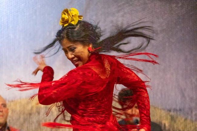 ¡Fiesta Flamenca! at Manny's