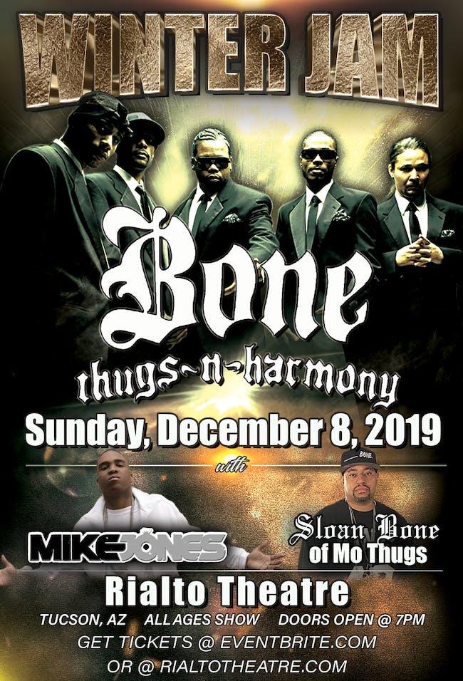 Bone Thugs-N-Harmony - Winter Jam