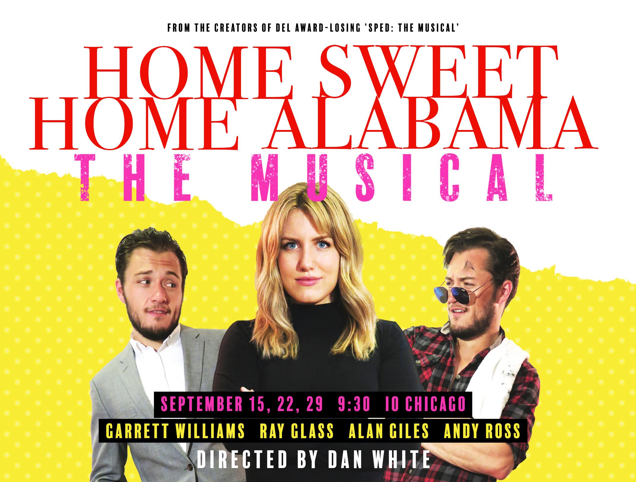 Home Sweet Home Alabama: The Musical