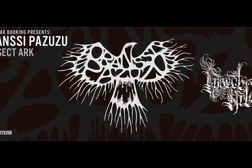 Oranssi Pazuzu with Insect Ark & Ails