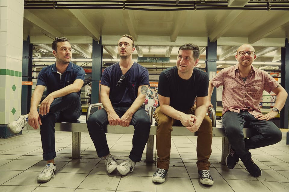 The Menzingers – Fall Tour 2019