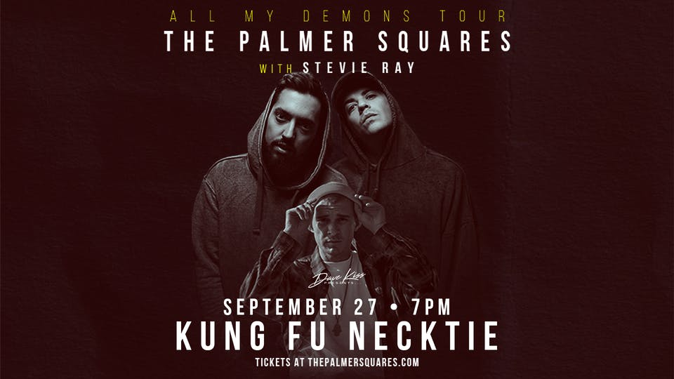 The Palmer Squares ~ Stevie Ray ~ Rowdy City ~ Kris Gears