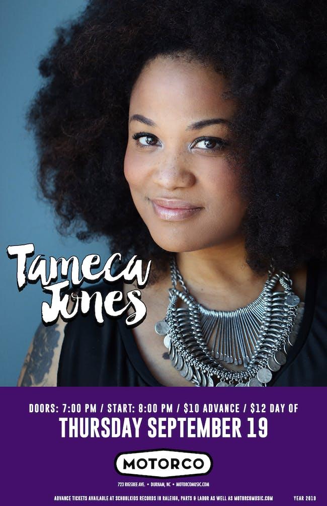 TAMECA JONES/ Triangle Afrobeat Orchestra