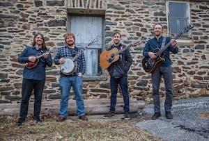 Dirty Grass Players w/ Midnight Flyer Bluegrass