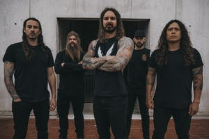 As I Lay Dying Shaped By Fire Tour Powered By Heart Support