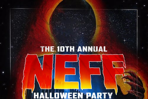 The 10th Annual NEFF Halloween Party