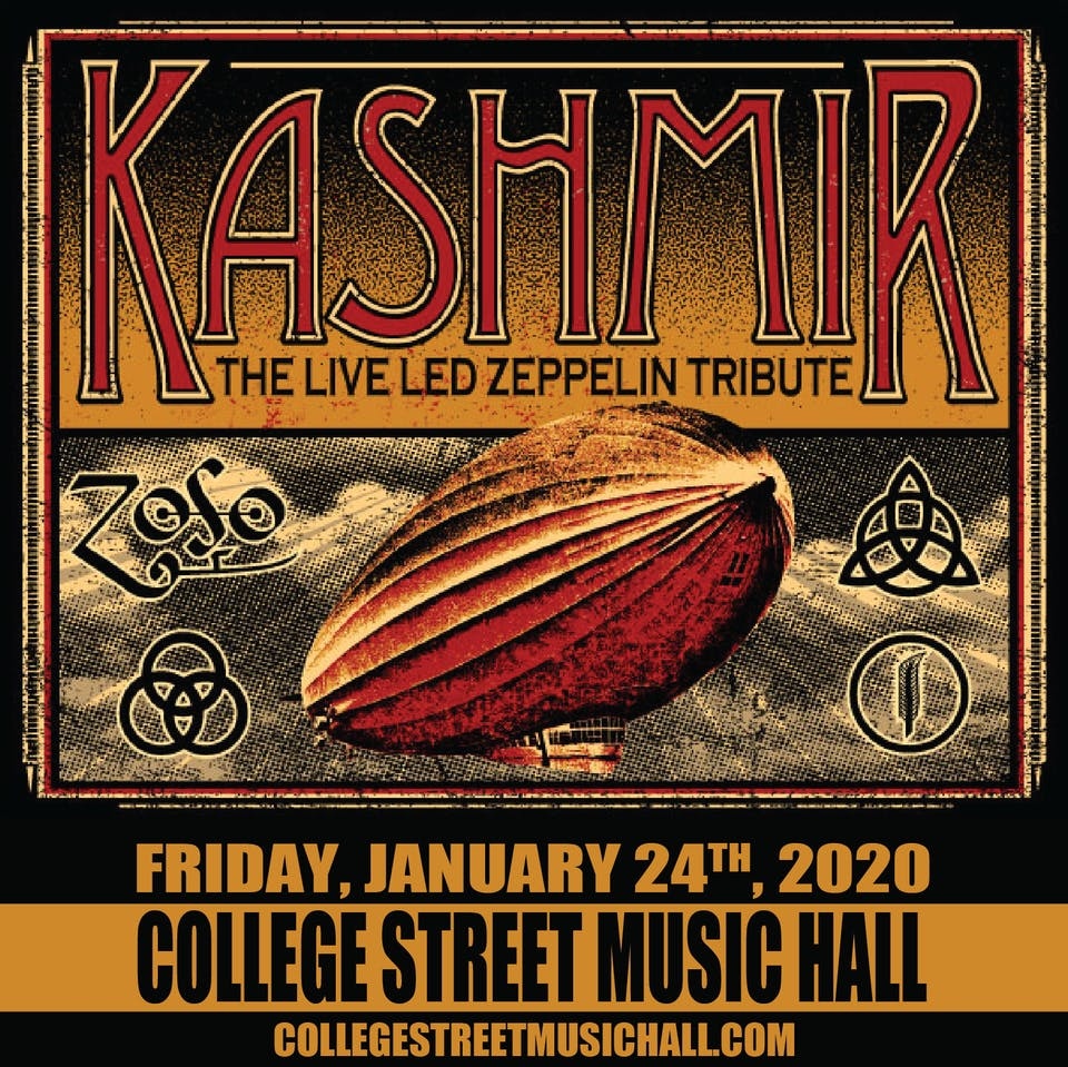 Kashmir: The Ultimate Led Zeppelin Show